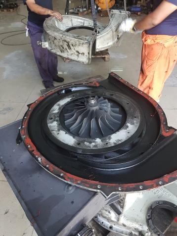 Turbocharger Overhaul